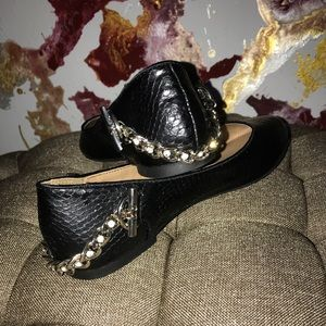 New Black Snake 7.5 Flats with chain Mix No 6